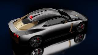 he Nissan GT-R50 by Italdesign