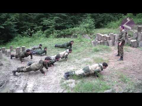 Армянская молодежь. В здоровом теле – здоровый дух.