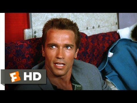 Commando (1/5) Movie CLIP - He's Dead Tired (1985) HD