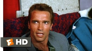 Commando (1/5) Movie CLIP - He's Dead Tired (1985) HD