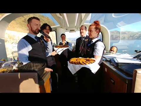 All Aboard the Train! Rocky Mountaineer is leaving Vancouver
