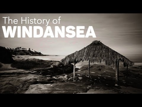 A short history of Windansea Beach