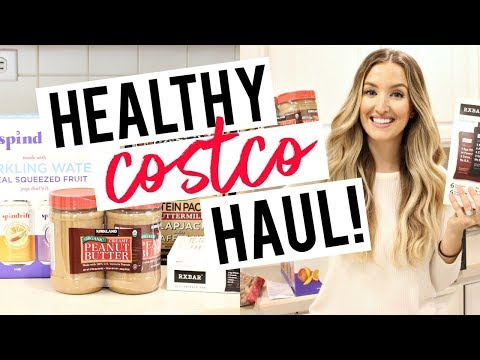 HEALTHY COSTCO HAUL + My Favorite Costco Healthy Staples!
