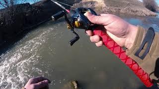 Рыбалка в Ставропольском крае, ч.1