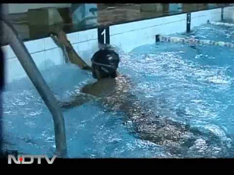 India's super-swimming duo