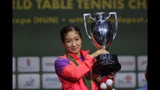 Best of 2019 World Table Tennis Championships