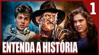 Saga A Hora do Pesadelo | Cronologia e História de Freddy Krueger | PT. 1