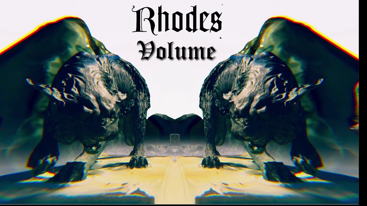 Rhodes volume Promotional 1