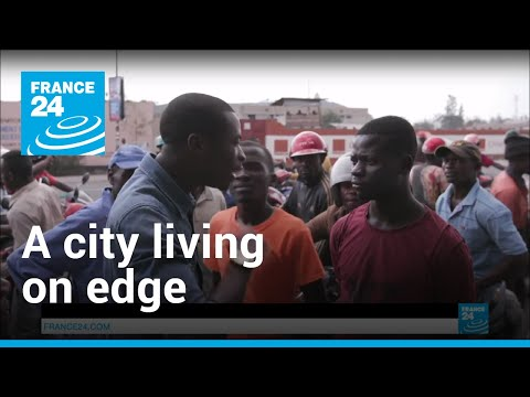DR Congo: Goma, a city living on the edge