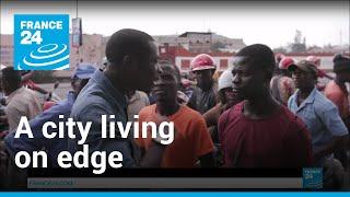 DR Congo: Goma, a city living on the edge