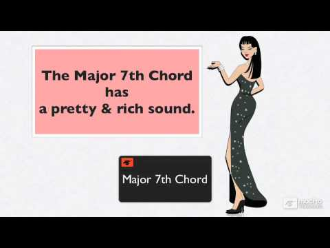 Music Theory 102: Harmony - 7 Seventh Chords - Part 1