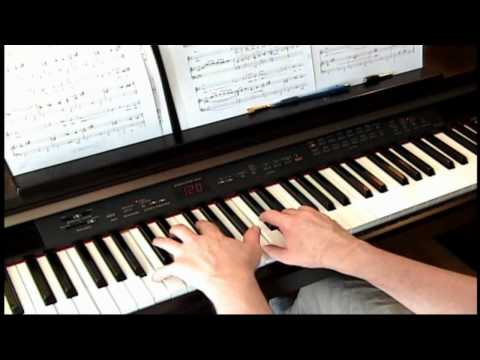 Trust in Me - Jungle Book - Piano