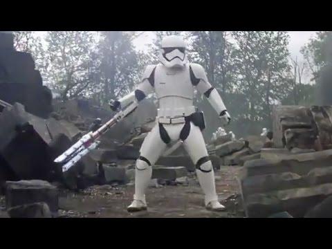 Star Wars The Force Awakens |official spot #6 (2016) J.J. Abrams