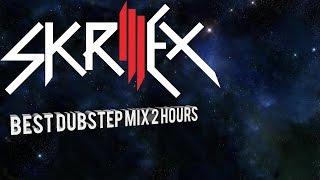 Skrillex - BEST DUBSTEP MIX [2 hours]