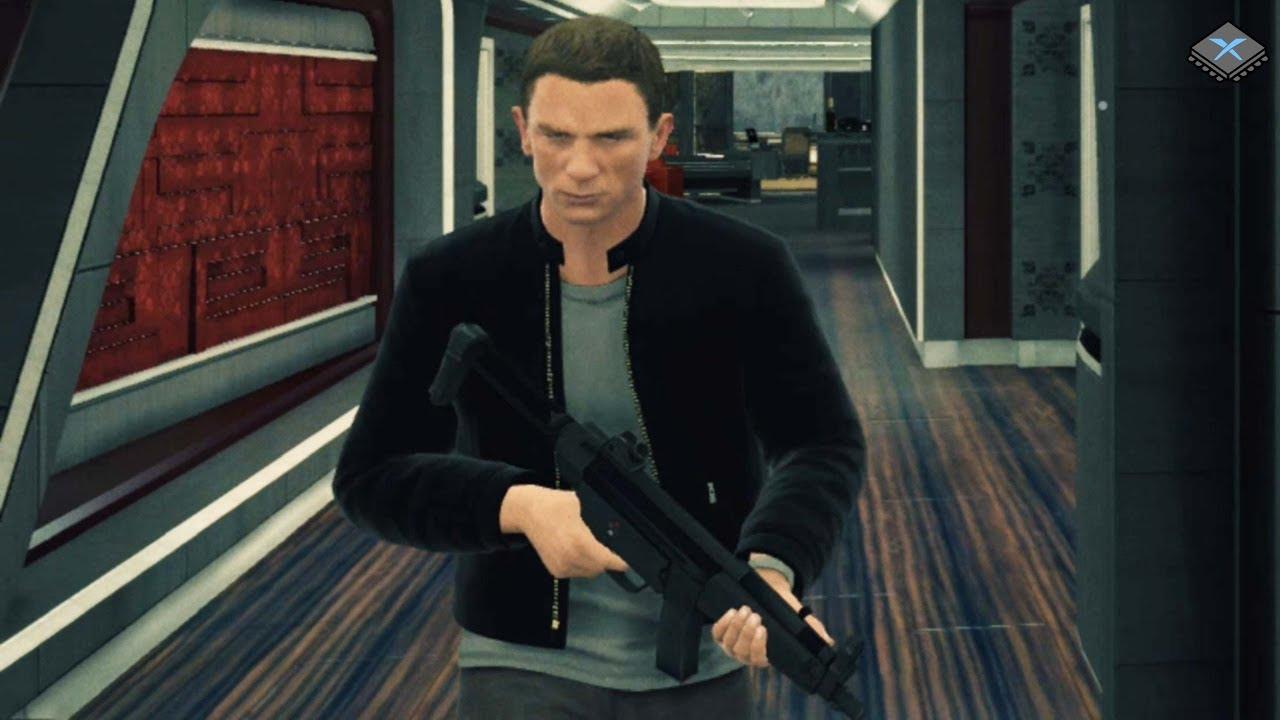 Xenia Xbox 360 Emulator James Bond 007 Blood Stone Ingame