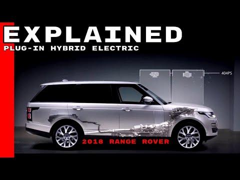 2018 Range Rover PHEV Plug-in Hybrid Electric Explained