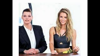 Linda Evangelista - Guest Judge on Austrailia's Next Top Model