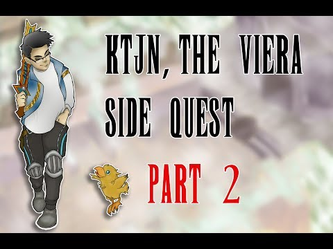 Ktjn, The Viera Side Quest Part 2/4 | Final Fantasy XII The Zodiac Age Side Quests Walkthrough #1