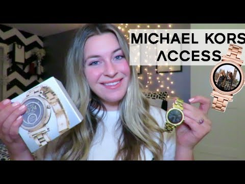 Michael Kors Access Smartwatch Ins & Outs