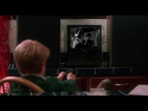 Home Alone deleted scene with Billy Batts