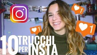 10 TRUCCHI PER INSTAGRAM - Chi visita di più il tuo profilo? || GINEVRA IORIO thumbnail