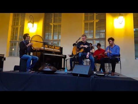 Concert de Glen Hansard au Centre Culturel Irlandais de Paris