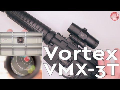 Vortex VMX-3T Magnifier Review (AR-15 Magnifier)