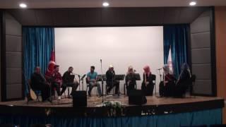 Muş Alparslan Üniversitesi Mûsikî Topluluğu, Ney Bağlama Dinletileri, Halk Müziği Konseri 22.05.2017