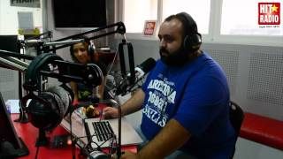 Portrait marocain de Don Bigg invité du Morning de Momo sur HIT RADIO le 12/10/2012