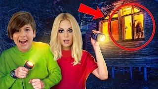 Βρήκαμε Φάντασμα στο σπίτι μας ΤΡΟΜΑΞΑΜΕ ΠΟΛΥ *Μας μίλησε* Famous Toli @Kristina Ekou