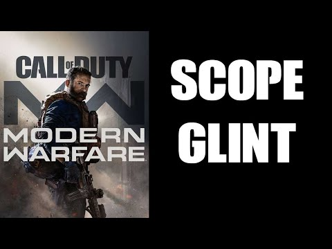 COD Warzone: Which Sniper Scopes Have Glint Glare & Which Don't (Beginners Guide Tutorial)