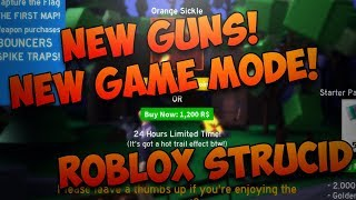 New Guns, New Game Mode! ROBLOX Strucid