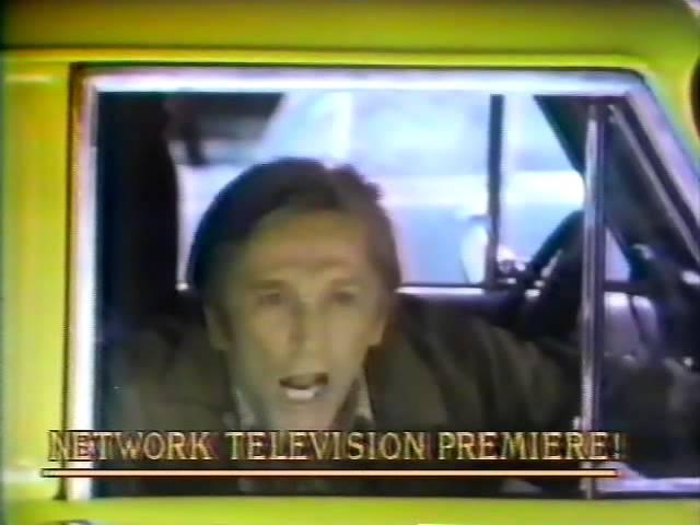 CBS promo The Fury 1980