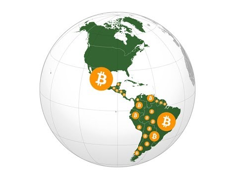 Cryptocurrency in Latin America + Bitcoin takeover in Mexico