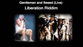 Gentleman and Seeed (Live-Liberation Riddim)
