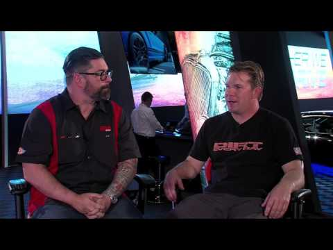TEN's Fred Williams Talks Trucks and 4X4's with SEMA