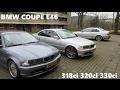 BMW Coupe 318ci 320ci 330ci e46 Coupe