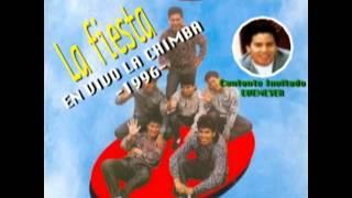 Alegria - En Vivo La Chimba Ovalle - 1996 (Cantan Paskual, Eveneser & Jorge)