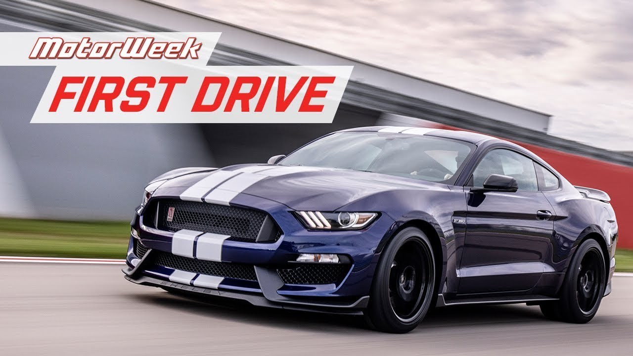 Ford Com Mustang >> 2019 Ford Mustang Shelby Gt350 Motorweek First Drive Youtube