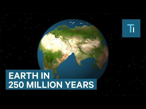 How Earth Will Look In 250 million Years on world 300 million years ago, world map in 50 years, world map kilometers, the earth map 4.5 000 years ago, world map 300 years of the future, map of israel 1000 year ago, world map during jurassic time period, brains of millions years ago, world population.1 000 years ago, 4.6 billion years ago, maps of 50 years ago, world 200 million years ago, trillion years ago, 3.4 billion years ago, world in 100 million years, world map long time ago,