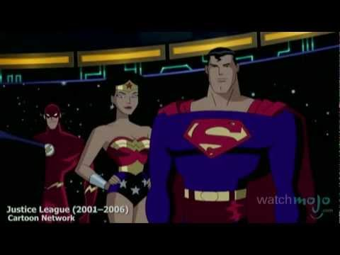 Superhero Origins: The Justice League