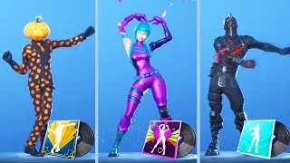 Top 10 Fortnite Dances With Music Packs (Música del lobby)
