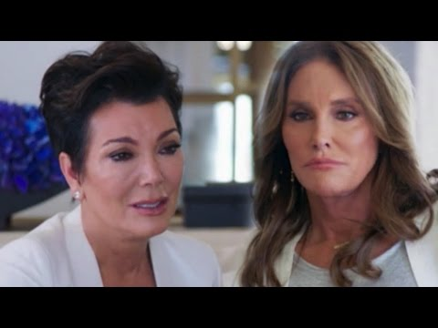"Kris Jenner Confronts Caitlyn Jenner - NEW ""I AM Cait"" Clip"