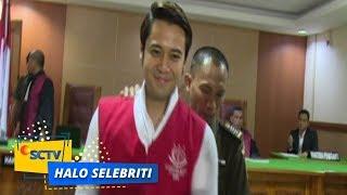 Download Video Sidang Perdana Kriss Hatta Dihadiri Hilda, Billy dan Nikita Mirzani - Halo Selebriti MP3 3GP MP4