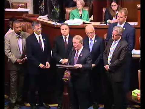 Congressman Lance discusses the passing of U.S. Senator Frank Lautenberg