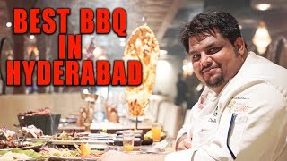 BEST BBQ PLACE | SAHIBS BARBEQUE | Best Buffet in Hyderabad |