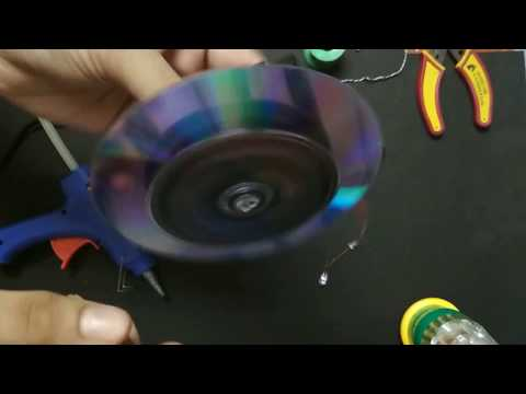 Download How To Make Anti Gravity Wheel Using Old Cd
