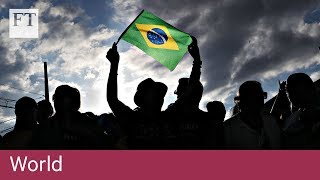Brazil election pits far-right against far-left