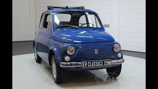 Fiat 500 L 1970 -VIDEO- www.ERclassics.com