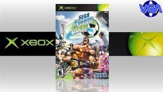 Sega Soccer Slam Gameplay Xbox ( 2002 )